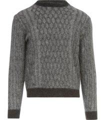 drumohr wool cashmere sweater