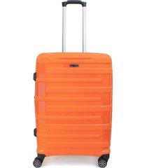 maleta liberty orange l 28 nautica