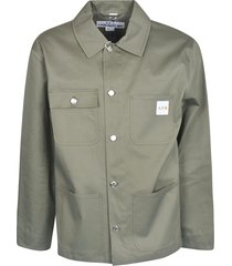 a.p.c. multi-pocket jacket