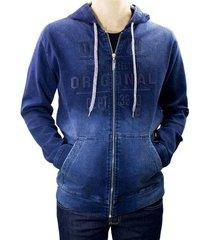 jaqueta masculina dixie moletom 14.28.0004