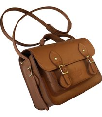 bolsa line store leather satchel mini couro premium savannah.