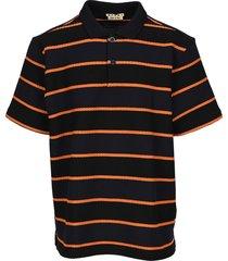 marni striped polo shirt
