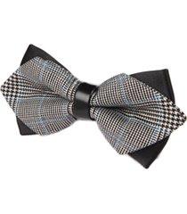 cravatta a farfalla da uomo di colore soild di bowknot