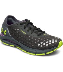 ua w hovr sonic 3 storm shoes sport shoes running shoes grön under armour
