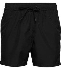 salem salem swim shorts badshorts svart björn borg
