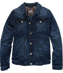 vanguard sweat denim jack