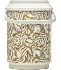 cooler renovautil 10 latas decorado modelo 2