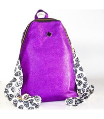 mochila violeta hi benedetta sweet