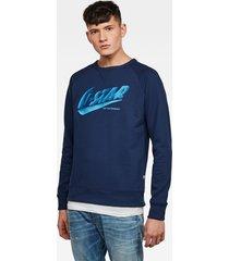 fast raglan gr sweater
