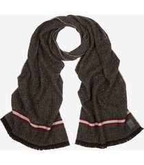 herringbone scarf multicolor 1