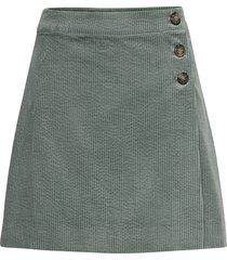 marlie kort kjol grön mbym