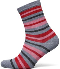 dalea multistripe sock lingerie socks regular socks multi/mönstrad becksöndergaard