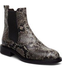 boots 37952 stövletter chelsea boot multi/mönstrad billi bi