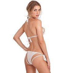 biquíni empress brasil tela sexy branco