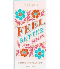 feeling smitten feel better soon bath bar