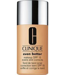 base clinique - even better makeup broad spectrum spf 15 80 tawnied beige