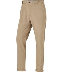 byxor knitted cropped pants