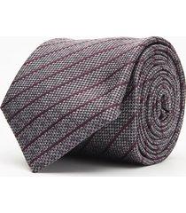 krawat pasek bordo 100