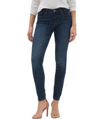 jeans legging dark blue azul gap