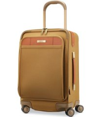 "hartmann ratio classic deluxe 2 global 20"" softside carry-on spinner"