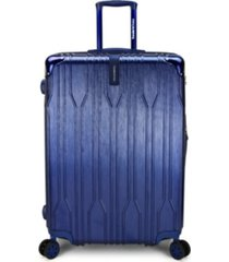 "traveler's choice bell weather expandable 28"" spinner suitcase"
