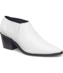 enna shoes ze1 18 shoes boots ankle boots ankle boots with heel vit gestuz