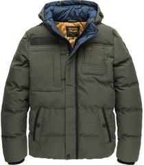 hooded jacket snowburst 2.0 beluga