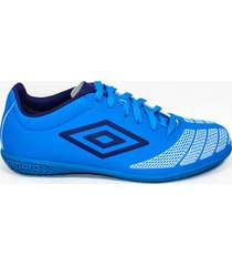 zapatilla lisa umbro ux accuro league ic - azul