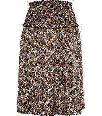 skirt rok knielengte multi/patroon sofie schnoor