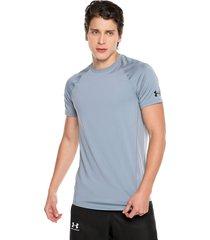 camiseta azul under armour