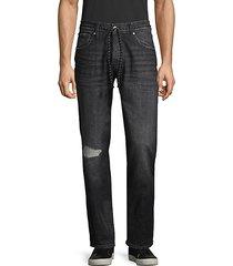 blake faded slim-fit jeans