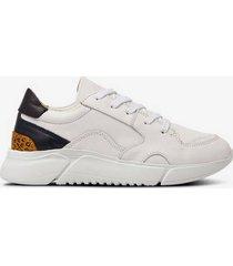 sneakers rage w leather shoe