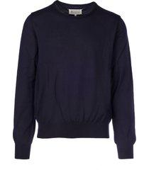 maison margiela gauge 12 jersey decortique pullover