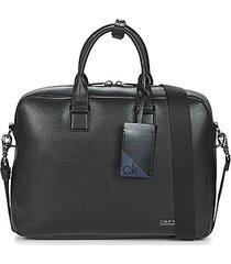 aktetas calvin klein jeans laptop bag w/ pckt