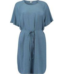jurk amanda blauw