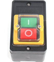 interruptor con autobloqueo start-stop convulsión impermeable botón bo
