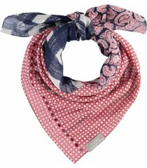 fraas patchwork americana square scarf