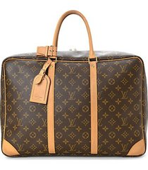 sirius 45 monogram canvas suitcase