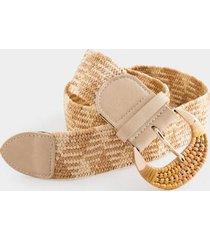 reeve stretch woven belt - natural