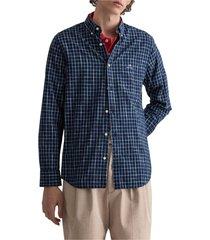 d1.reg yarns overhemd