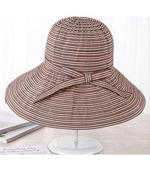 sombrero para mujer, l sol del verano del las sombrero a-