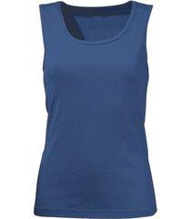 hemd met bandjes, nachtblauw 44/46