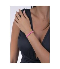 pulseira rosa pink space