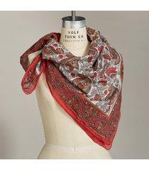 paisley bloom scarf