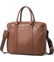 microfibe business 13.3 pollici laptop borsa borsa a tracolla borsa borsa per uomo