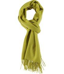 loro piana fringed edges plain scarf