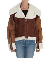 khrisjoy aviator jacket