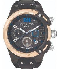 reloj evol lock gold mulco