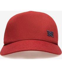 b-chain cap red 56