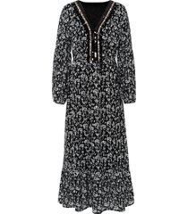 abito lungo (nero) - bodyflirt